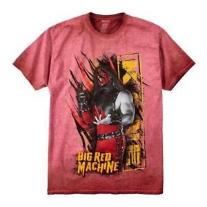 "Kane ""Big Red Machine"" Mineral Wash T-Shirt"