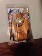 New Abeta Cell Phone Holder Leather Bucking Bronc