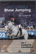NEW DVD SUCCESSFUL SHOW JUMPING TIM STOCKDALE Vol 1