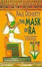 The Mask of Ra (Amerotke 1), Doherty, Paul, Used; Good Book