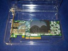 OCE10102-FM-E  EMULEX 10GB 2P PCIE HBA WITH SFP BOTH BRACKETS