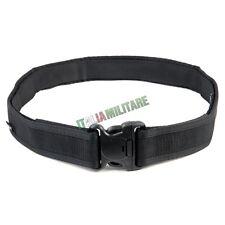 Cinturone Nero Militare in CORDURA per Uso Professionale