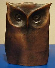 Bilateral Owl Version Two Art Sculpture