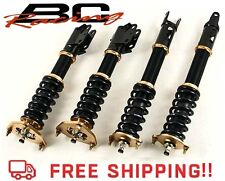 BC Racing BR Series Coilovers fits: 1989-1995 BMW 5 SERIES E34 - WELD IN - I-28