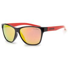 Gafas de sol de hombre rojo rojo, con 100% UVA & UVB