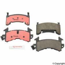 Disc Brake Pad Set-Brembo Front/Rear WD EXPRESS 520 01540 253