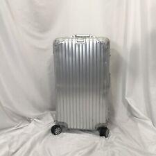 Rimowa Topas 28-Inch Sport Multiwheel® Aluminum Packing Case (1)