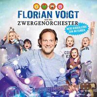 FLORIAN UND DAS ZWERGENORCHESTER VOIGT -NEWE KINDERLIEDER ZUM MITSINGEN  CD NEW