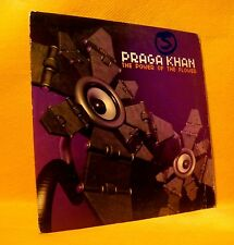Cardsleeve single CD Praga Khan The Power Of The Flower 2TR 2000 Techno