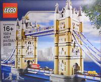 Lego Creator Expert 10214 Tower Bridge London NEU