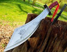 XL machete Busch Coltello Bowie Hunting Machette macete COLTELLO cauteau Knife neu1