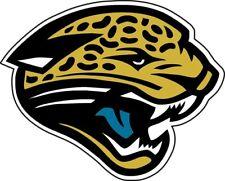 NFL Sticker Adesivo Decal-Jacksonville Jaguars-ca. 12 x 9,5cm