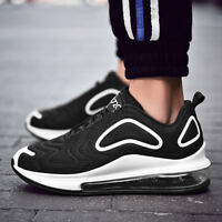 Men's Air Cushion Sports Athletic Sneakers Outdoor Casual Gym Breathable Running