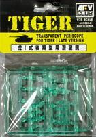 AFV Club 1/35 AC35004 Transparent Periscope for German Tiger I (Late Version)