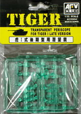 AFV Club 1/35 AC35004 Transparent Periscope for German Tiger I (Late Version)