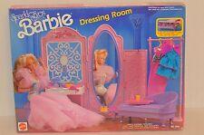 NEW HTF 1992 SPARKLE EYES DRESSING ROOM BARBIE DOLL PLAYSET @@ WORLDWIDE!!