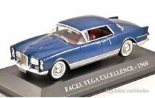 Facel Vega Excellence 1960 1:43 Coches franceses de antaño Ixo Altaya Diecast
