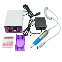 10W Professional Electric Nail Art Drill File Manicure Pedicure Polish Machine