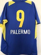 Boca Juniors Palermo Jersey 2005 Argentina Maradona Messi Riquelme CABJ Brasil