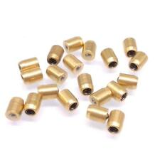 20pcs M4 X 5mm Copper Press In Fit Ball Type Oil Cup Oiler Lathe Engine Motor