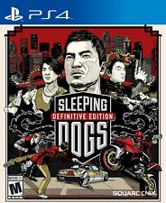 JUEGO PS4 SLEEPING DOGS DEFINITIVE EDITION LIMITED EDITION PS4 5788423