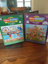 Webber Hear Builder Sequencing & Phonological Professional Edition CD-Rom