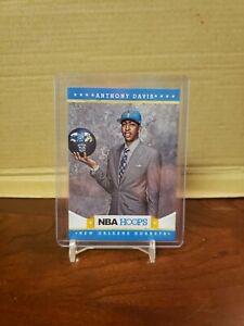 2012-13 Panini NBA Hoops ANTHONY DAVIS Rookie Card RC! Hornets/Lakers! PSA 10?