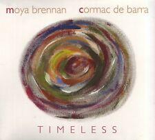 MOYA BRENNAN & CORMAC DE BARRA - TIMELESS CD - Released 16/08/2019
