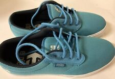 Etnies Jameson 2 Eco Turquoise Low Mens Size 7 US Skateboarding Shoes