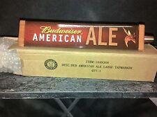 NIOB Bud American Ale Small Beer Tap Handle Bar Budweiser