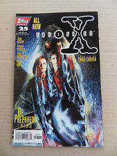 X-Files ,The (TV)  25 . Topps . 1997 -    FN / VF