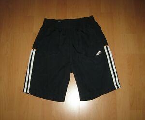 🧳 Adidas Sport Shorts Größe 152 blau sehr guter Zustand
