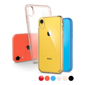 iPhone XR Case | Spigen® [Ultra Hybrid] Bumper Protective Shockproof Cover