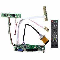 """HDMI VGA USB LCD Driver Board For 23"""" LTM230HT09 LTM230HT10  1920x1080 LCD Panel"""