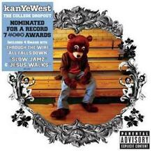 Kanye West : College Dropout, the [explicit] CD (2004)