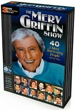 The Merv Griffin Show 1962-1986 DVD 3-Disc Box Set TV Classics Brand New SEALED