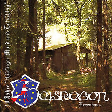 EISREGEN - Hexenhaus - 8-Track-Mini-CD+DVD - 200490