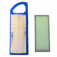 Replace Air Filter for Briggs 697153 795115 794422 698083 W/Pre-Filter 697015