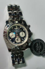 Breitling Chronomat 44 Chronograph Mens Swiss Automatic Watch AB011012