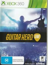 Xbox 360 Game - Guitar Hero Live (Guitar Hero Controllers Required to Play)