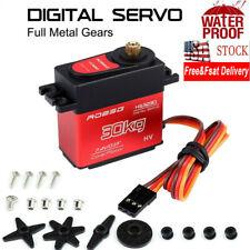 HS3230 30KG 25T Motor Coreless Waterproof Metal Gear Digital Servo For RC Models