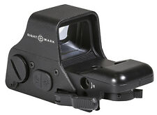 SIGHTMARK ULTRA SHOT PLUS REFLEX SIGHT - RED/GRN MULTI-ILLUM RETICLE - SM26008