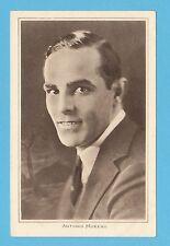 ACTOR - PICTURES LTD. POSTCARD - ACTOR  -  ANTONIO  MORENO  -  C 1920's
