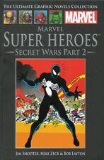 Marvel Super Heroes Secret Wars part 2 (Marvel G. N. Collection issue 40)