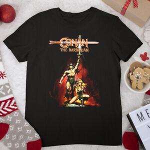 Conan The Barbarian T-Shirt Size Men S-3XL