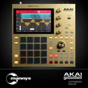 Akai MPC One Standalone MPC Limited Edition Gold Exclusive to Mannys & Store DJ