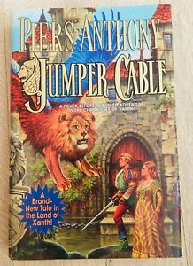 Jumper Cable Xanth Novels Hardback First Edition Book 33 Piers Anthony