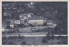 CARTOLINA PIEMONTE VERBANIA- BROLO, CASA TARSIS -V 1939