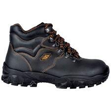 Cofra Reno Unisex S3 Black Safety Boot Uk Size 3 EU 36