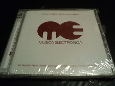 DOUBLE CD nf MUSICA ELECTRONICA Mea & Groove Delicious